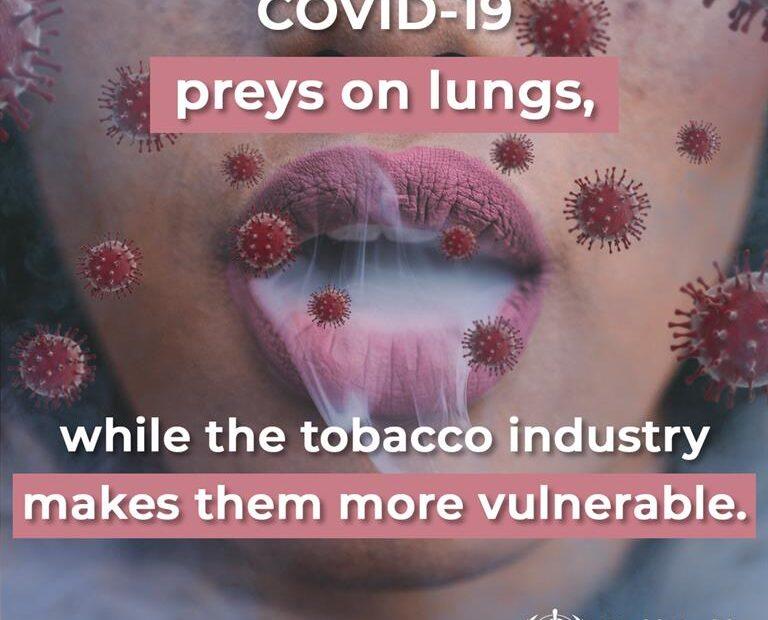tobacco and covid